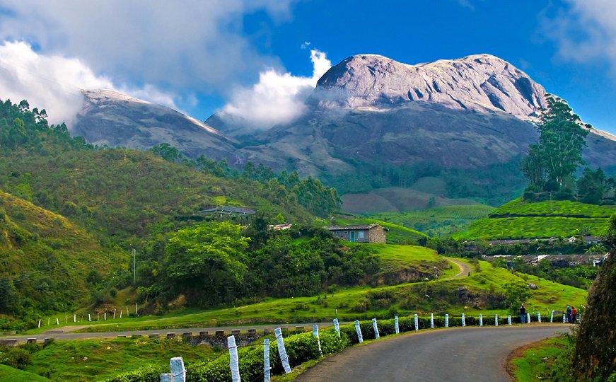 شهرهای کوهپایهای در هند