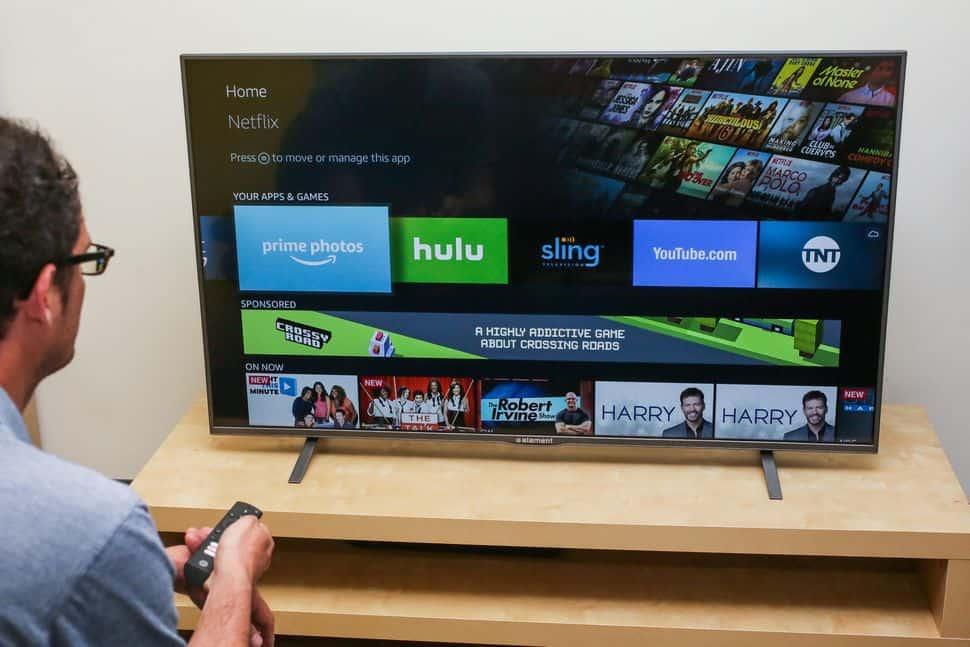 کنترل خانه توسط صحبت با تلویزیون