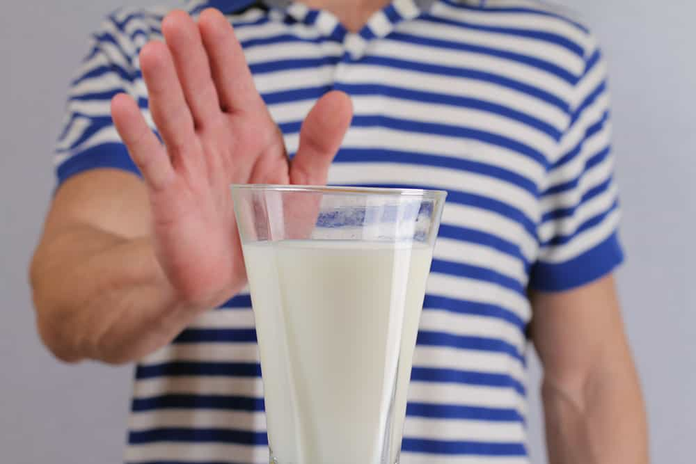 عدم تحمل لاکتوز و حساسیت به شیر