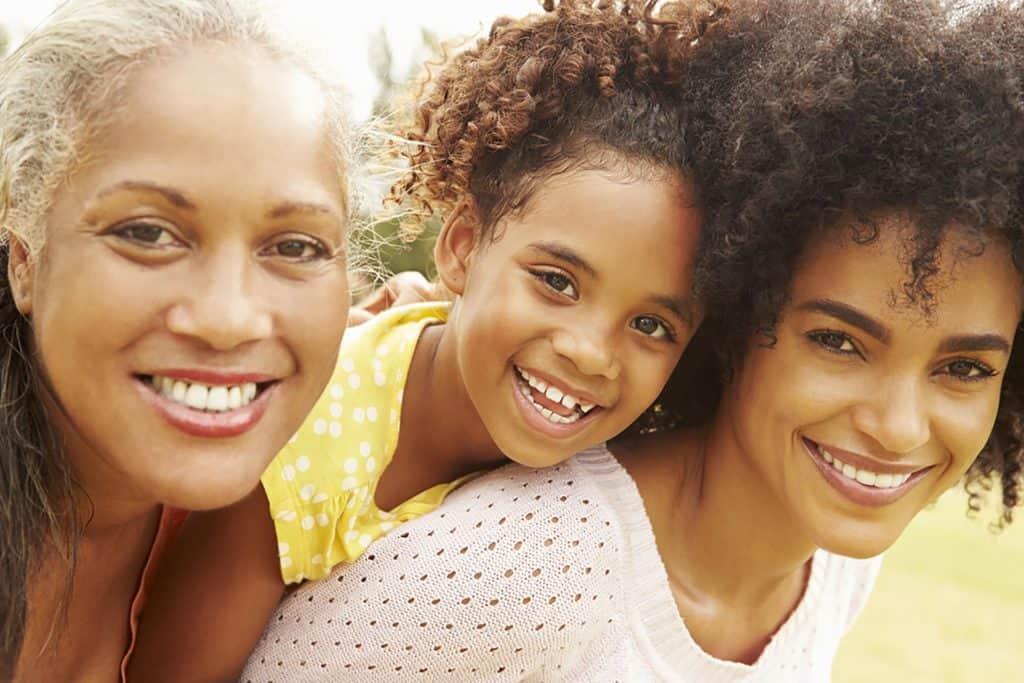 علت ژنتیکی سیاهی زیر چشم