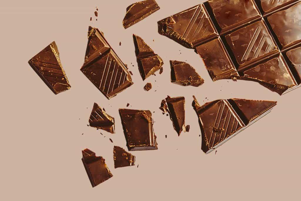 فواید سلامتی شکلات