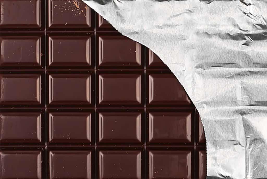 مواد تشکیل دهنده شکلات