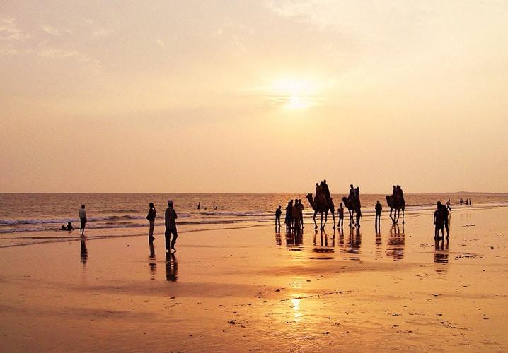 ساحل کاچ ماندوی