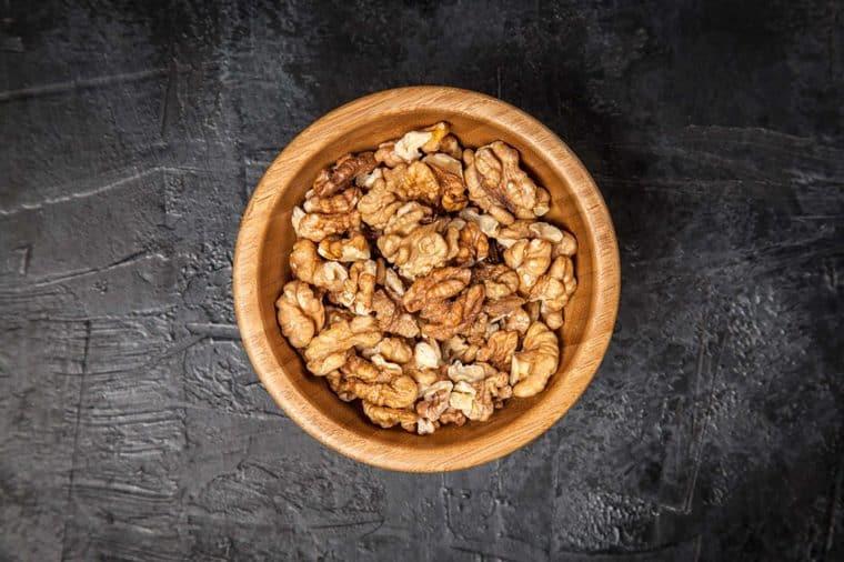 مغزهای خوراکی بهترین منابع پروتئین گیاهی