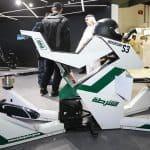 پلیسهای آینده: نیروی پلیس دبی به موتورهای پرنده مجهز شد