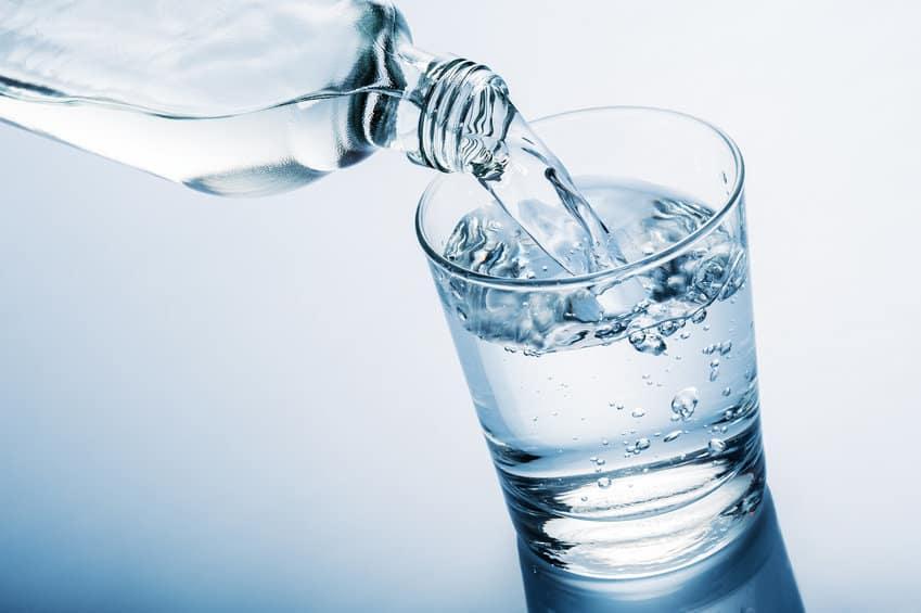 محاسبه میزان مصرف آب آشامیدنی