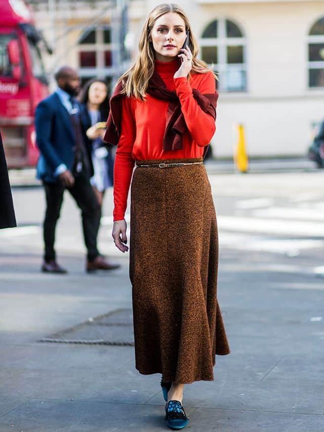 هفت رنگ زیبا که برای ترکیب کردن با لباس قهوهای