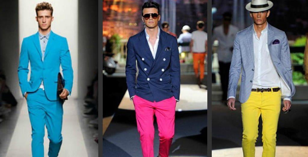 همه چیزهایی که آقایان باید درباره رنگ در پوشاک مردانه بدانند