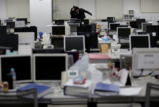 مردن از کار در ژاپن