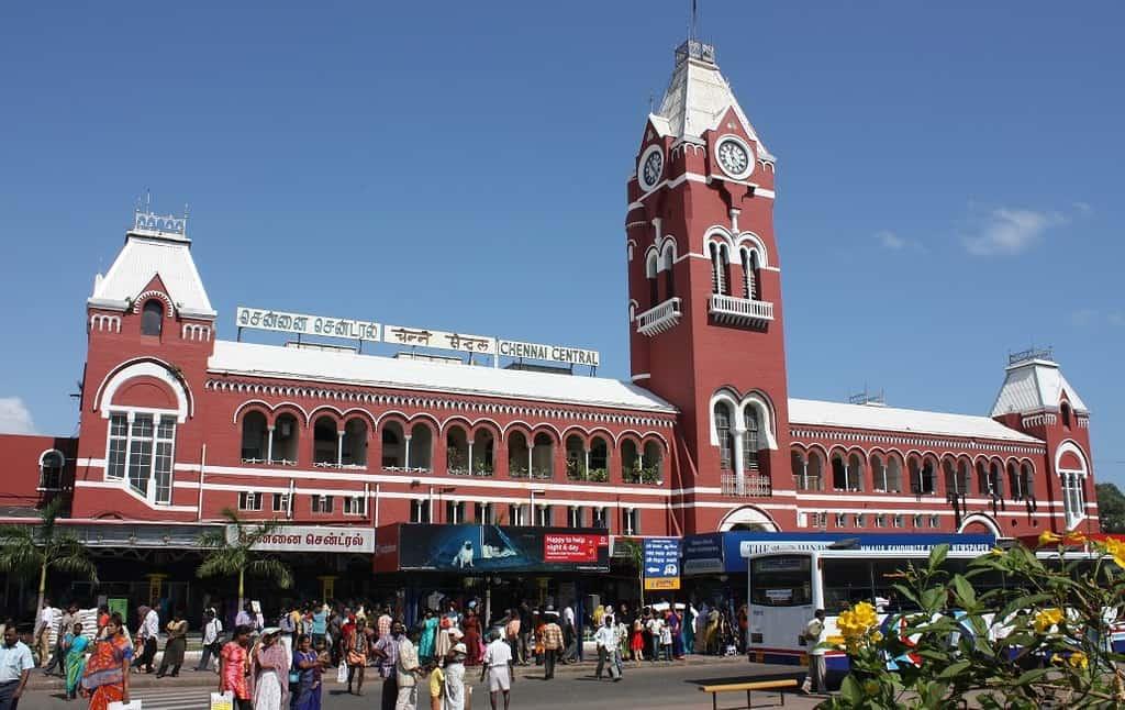 چنای یکی از اصلیترین قسمتهای جنوبیِ هندوستان