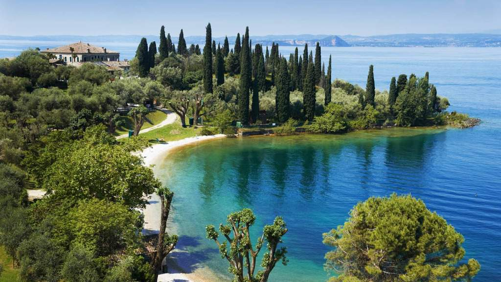دریاچهی گاردا (Lake Garda) - ایتالیا