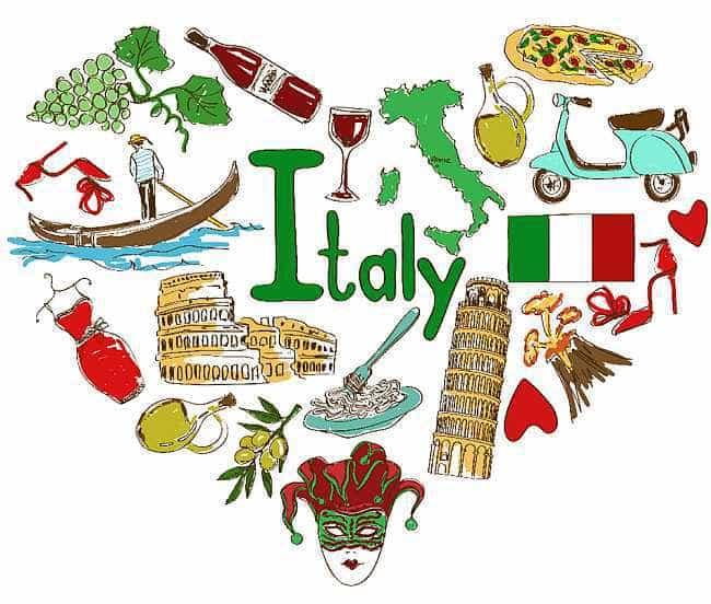 ایتالیا کشوری در جنوب اروپآ