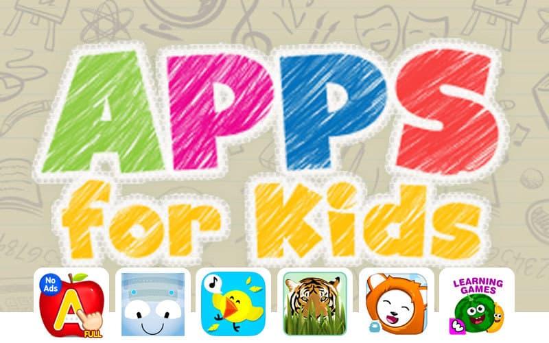 بازی های اندروید برای کودکان و خردسالان