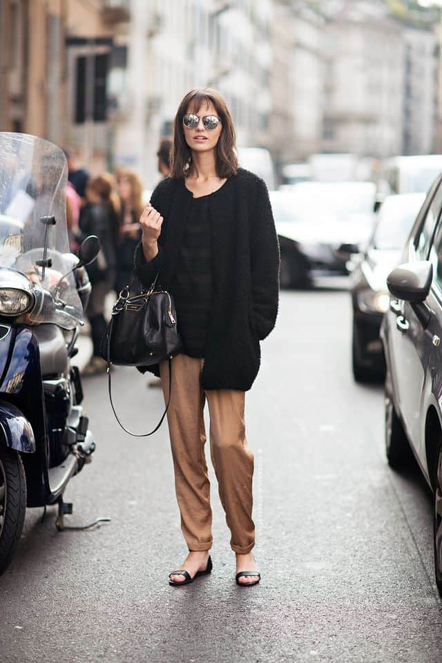 چگونه لباس شیک و راحت بپوشیم؟