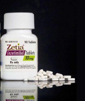 داروی زتیا (ezetimibe) و معرفی جامع و کامل این داروی پایین آورنده کلسترول