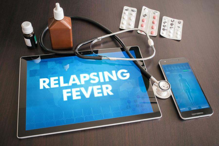 درمان بیماری تب راجعه