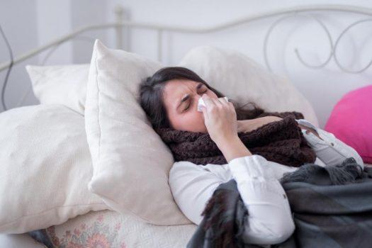 درمان خانگی سرماخوردگی با هفت درمان خانگی ساده و در دسترس