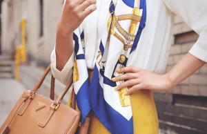 تاریخچه روسریهای هرمس ،روسریهایی افسانهای، خاص و گرانبها
