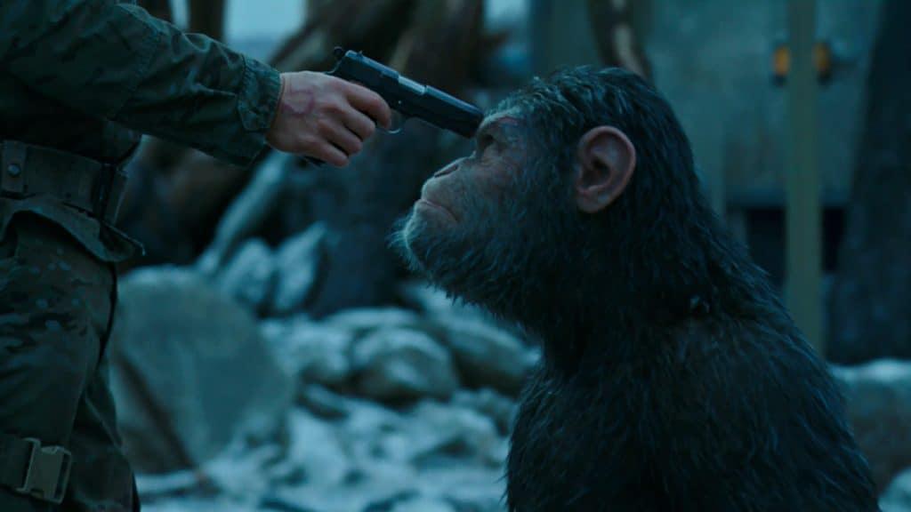 نقد فیلم جنگ برای سیاره میمونها