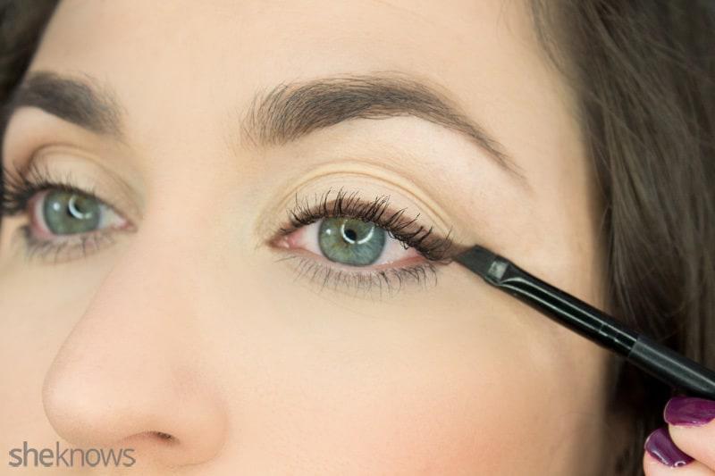 ترفندهای کشیدن خط چشم