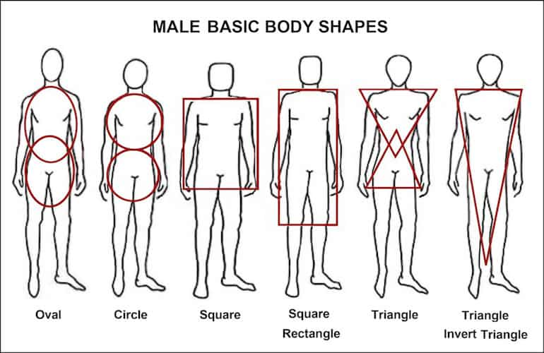 تیشرت مناسب اندام