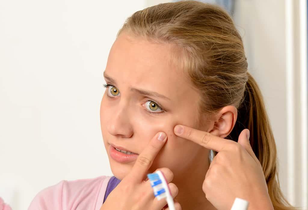 مقابله با آثار استرس روی پوست