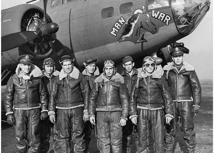 کاپشن خلبانی مردانه