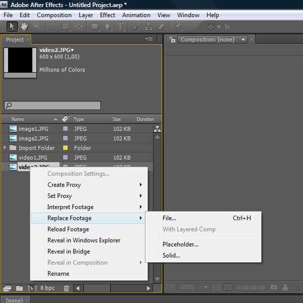 با کلیک راست کردن بر روی هر فایل، میتوانید گزینههای دیگر را نیز امتحان کنید.