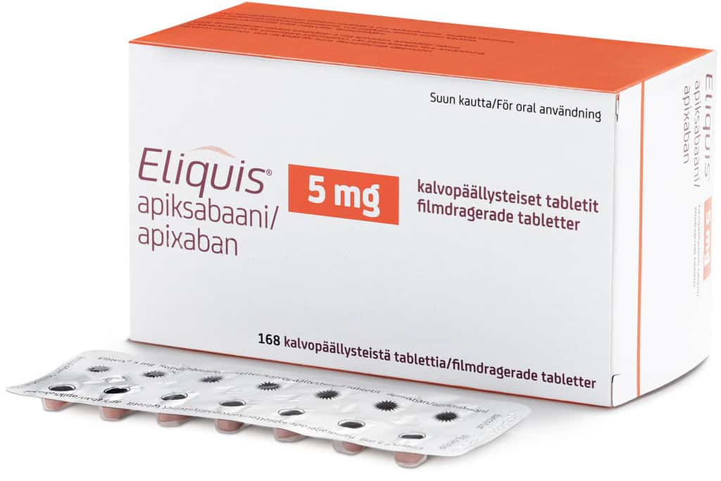 معرفی کامل داروی آپیکسابان (Apixaban) یا الیکوییس (Eliquis)