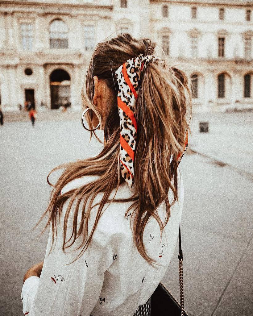 حجم دادن به موهای نازک