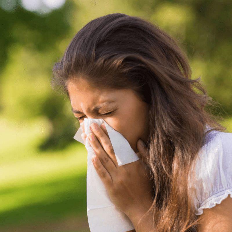 عارضه آلرژی و فاکتورهای خطر،علل ابتلا، تشخیص، پیشگیری و درمان آلرژی