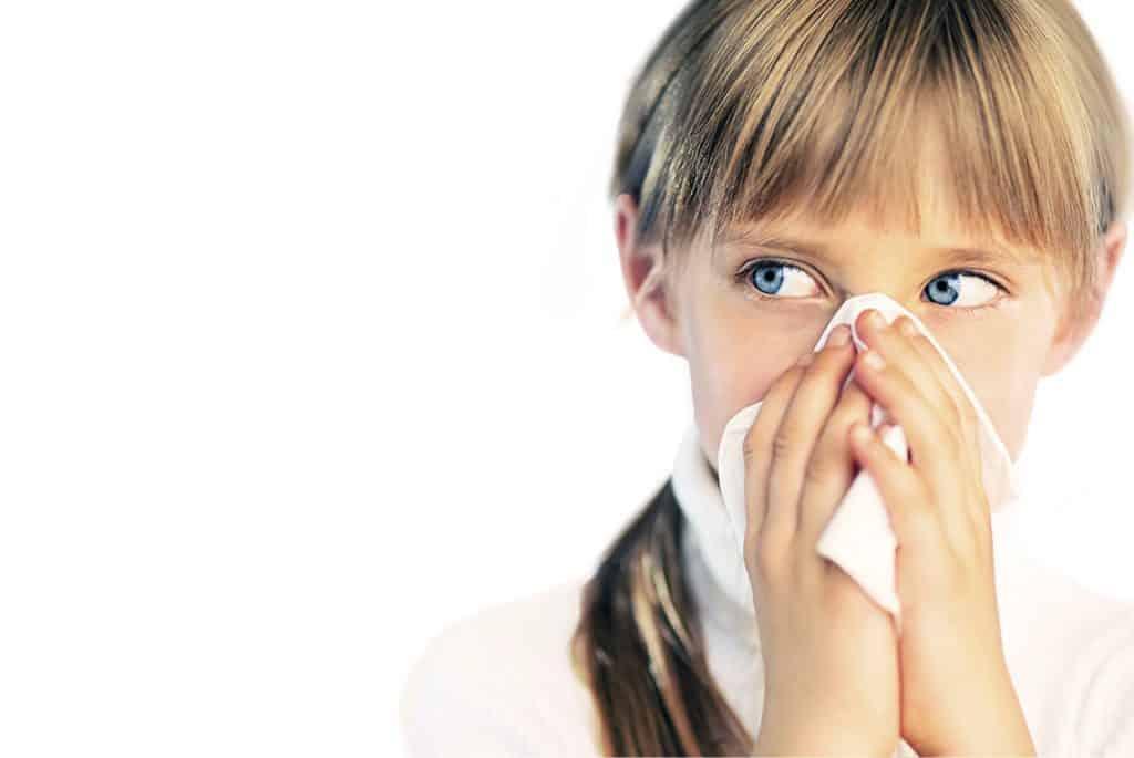 نشانه های عارضه آلرژی