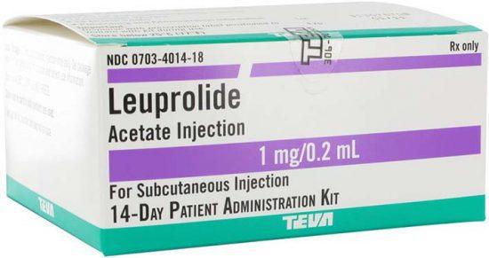 معرفی کامل داروی الیگارد (Eligard) یا لوپرولید (Leuprolide)