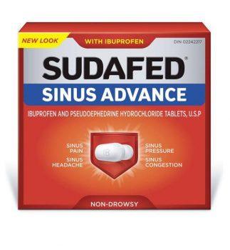 داروی سودافد ( pseudoephedrine): معرفی دارو، نحوه مصرف و عوارض جانبی