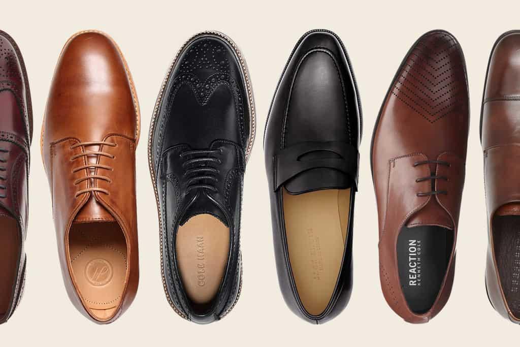کفش شما چقدر رسمی است؟ انواع کفش رسمی چرم مردانه را بشناسید
