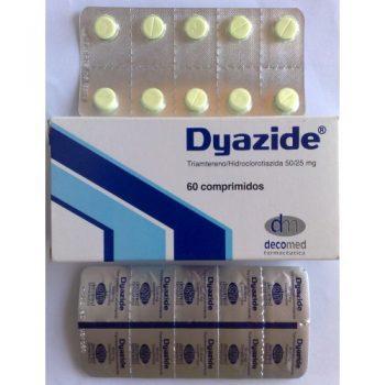 معرفی کامل داروی دیازید (Dyazide) یا تریامترن (triamterene)