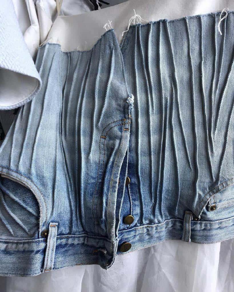 مراقبت از لباسهای جین