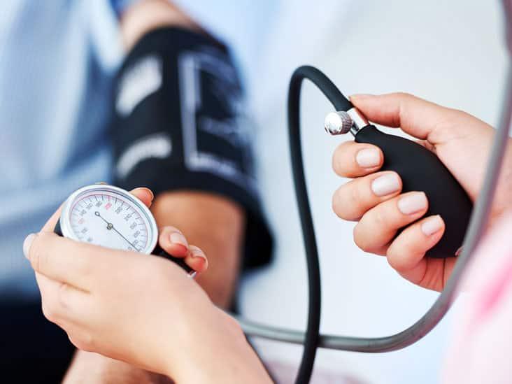 ممکن است نیاز باشد تا فشار خون شما هر از گاهی بررسی شود.