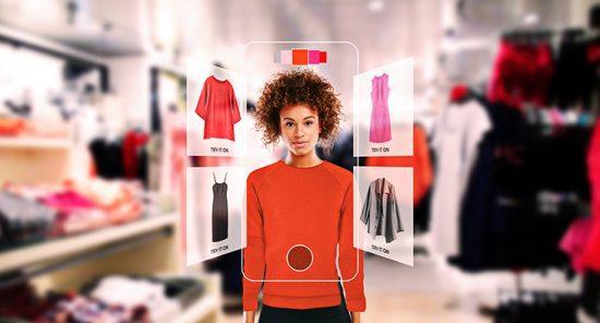 تکنولوژی واقعیت افزوده و کاربرد آن در طراحی و توزیع پوشاک