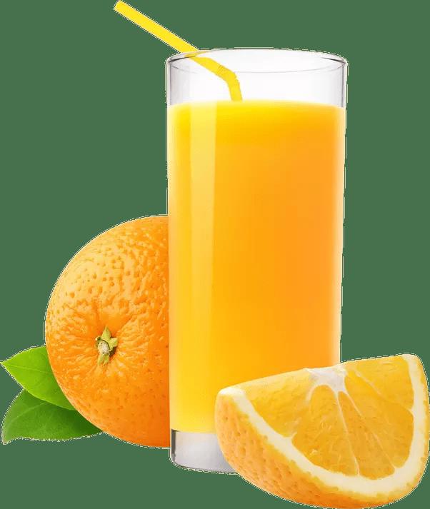 آب پرتقال و معرفی ۷ مورد از خواص چشمگیر این نوشیدنی مفید