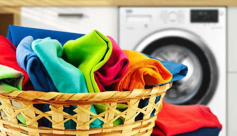 اصول شستشوی لباس های رنگی