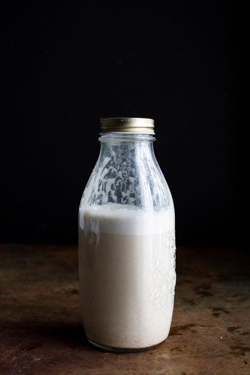 شیر بادام