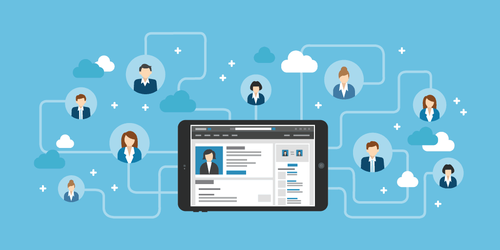 لینکدین، یک راه خوب برای شبکه سازی و حفظ ارتباط با دوستان و همکاران است.