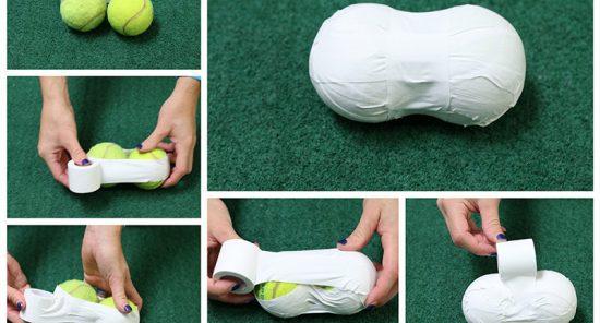 ماساژ دهنده کمر خانگی برای رفع کمر درد و کاهش تنشهای عضلانی