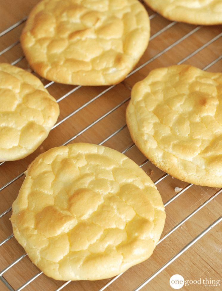 نان ابری عسلی