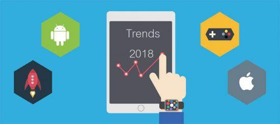 ۱۱ تکنولوژی تلفن همراه که دنیای اپلیکیشنها را در سال ۲۰۱۸ شکل خواهند داد