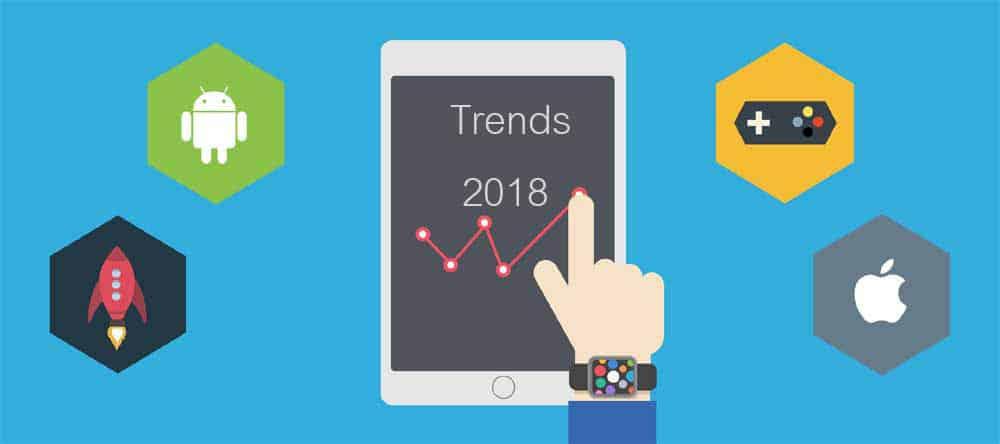 11 تکنولوژی تلفن همراه که دنیای اپلیکیشنها را در سال 2018 شکل خواهند داد