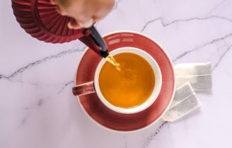 استفاده از چای کیسهای