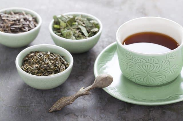 معرفی انواع چای ملین