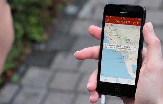 این اپلیکیشنهای زلزله وقوع زمین لرزه را به شما هشدار میدهند